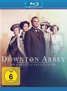 Downton Abbey Staffel 1 (neues Artwork) (Blu-ray), 3 Blu-ray Discs