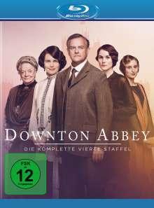Downton Abbey Staffel 4 (neues Artwork) (Blu-ray), 3 Blu-ray Discs