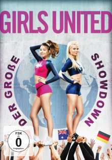 Girls United - Der grosse Showdown, DVD