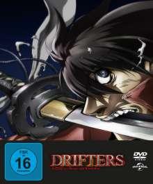 Drifters - Battle in a Brand-new World War (Limitierte Premium Edition), 2 DVDs
