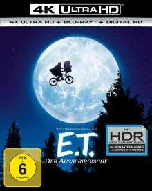 E.T. - Der Außerirdische (Ultra HD Blu-ray & Blu-ray), Ultra HD Blu-ray