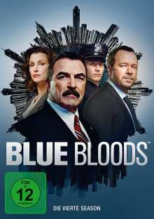 Blue Bloods Staffel 4, 6 DVDs
