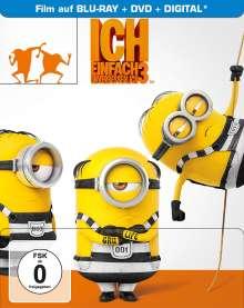 Ich - Einfach unverbesserlich 3 (Blu-ray & DVD im Steelbook), 1 Blu-ray Disc und 1 DVD