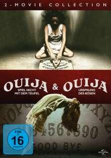 Ouija 1 & 2, 2 DVDs