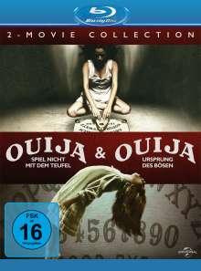 Ouija 1 & 2 (Blu-ray), 2 Blu-ray Discs