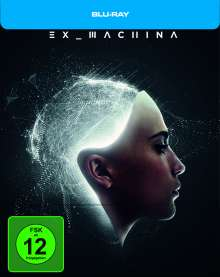 Ex_Machina (Blu-ray im Steelbook)