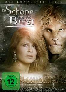 Die Schöne und das Biest (1987) (Komplette Serie), 15 DVDs