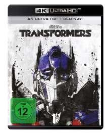 Transformers (2007) (Ultra HD Blu-ray & Blu-ray), Ultra HD Blu-ray