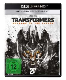 Transformers - Die Rache (Ultra HD Blu-ray & Blu-ray), Ultra HD Blu-ray