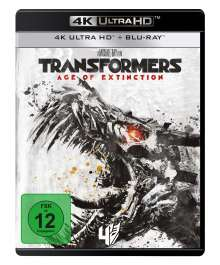 Transformers 4: Ära des Untergangs (Ultra HD Blu-ray & Blu-ray), Ultra HD Blu-ray
