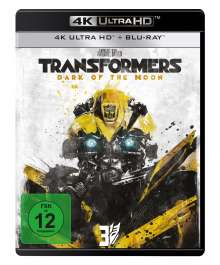 Transformers 3 (Ultra HD Blu-ray & Blu-ray), Ultra HD Blu-ray