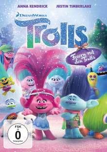 Trolls - Feiern mit den Trolls, DVD