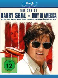 Barry Seal - Only in America (Blu-ray), Blu-ray Disc