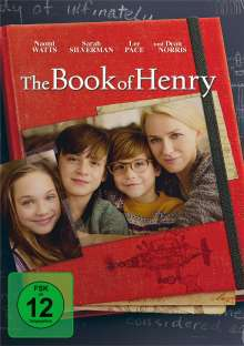The Book of Henry, DVD