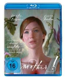 mother! (Blu-ray), Blu-ray Disc