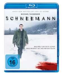 Schneemann (Blu-ray), Blu-ray Disc
