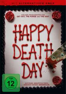 Happy Death Day, DVD