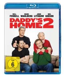 Daddy's Home 2 (Blu-ray), Blu-ray Disc