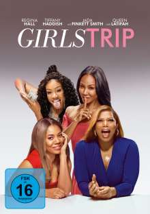 Girls Trip, DVD