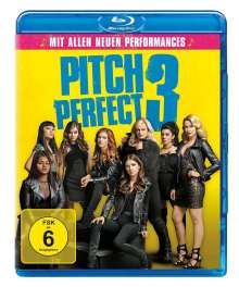 Pitch Perfect 3 (Blu-ray), Blu-ray Disc