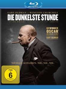 Die dunkelste Stunde (Blu-ray), Blu-ray Disc