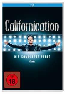 Californication (Komplette Serie) (Blu-ray), 16 Blu-ray Discs