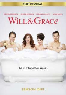 Will And Grace - The Revival Season 1 (UK-Import), 2 DVDs