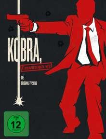 Kobra, übernehmen Sie (Komplette Serie), 47 DVDs