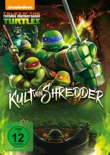 Tales of the Teenage Mutant Ninja Turtles: Der Kult von Shredder, DVD