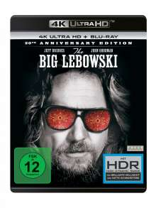 The Big Lebowski (Ultra HD Blu-ray & Blu-ray), 2 Ultra HD Blu-rays