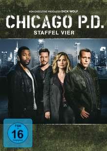 Chicago P. D. Season 4, 6 DVDs