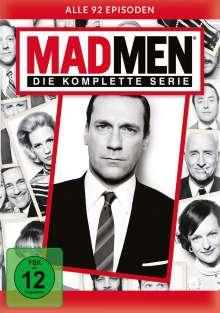 Mad Men (Komplette Serie), 30 DVDs