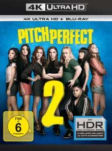 Pitch Perfect 2 (Ultra HD Blu-ray & Blu-ray), 2 Ultra HD Blu-rays