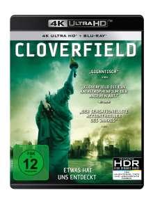 Cloverfield (Ultra HD Blu-ray & Blu-ray), Ultra HD Blu-ray