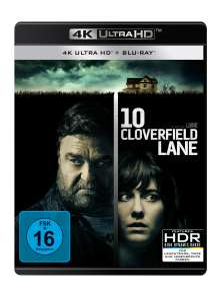 10 Cloverfield Lane (Ultra HD Blu-ray & Blu-ray), Ultra HD Blu-ray