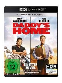 Daddy's Home (Ultra HD Blu-ray & Blu-ray), 2 Ultra HD Blu-rays