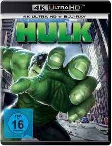 Hulk (Ultra HD Blu-ray & Blu-ray), 2 Ultra HD Blu-rays