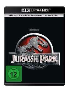 Jurassic Park (Ultra HD Blu-ray & Blu-ray), 1 Ultra HD Blu-ray und 1 Blu-ray Disc