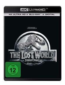 Jurassic Park 2: Vergessene Welt (Ultra HD Blu-ray & Blu-ray), 1 Ultra HD Blu-ray und 1 Blu-ray Disc