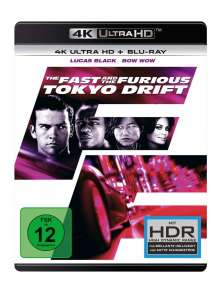 The Fast And The Furious: Tokyo Drift (Ultra HD Blu-ray & Blu-ray), Ultra HD Blu-ray