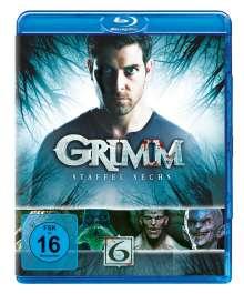 Grimm Staffel 6 (finale Staffel) (Blu-ray), 3 Blu-ray Discs