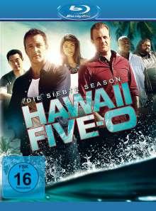 Hawaii Five-O (2011) Season 7 (Blu-ray), 5 Blu-ray Discs