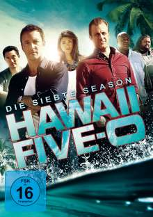 Hawaii Five-O (2011) Season 7, 6 DVDs