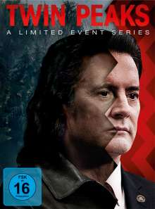 Twin Peaks Season 3 (A Limited Event Series), 10 DVDs