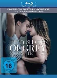 Fifty Shades of Grey 3 - Befreite Lust (Blu-ray), Blu-ray Disc