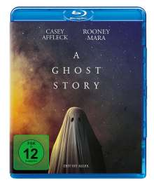 A Ghost Story (Blu-ray), Blu-ray Disc