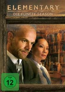 Elementary Season 5, 6 DVDs