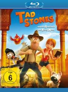 Tad Stones und das Geheimnis von König Midas (Blu-ray), Blu-ray Disc
