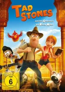 Tad Stones und das Geheimnis von König Midas, DVD