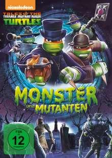 Tales of the Teenage Mutant Ninja Turtles: Monster und Mutanten, DVD